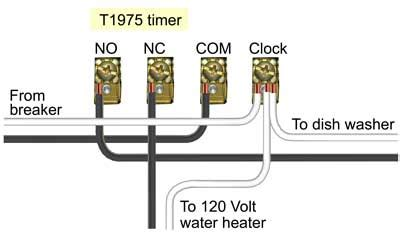 no nc contactor wiring diagram