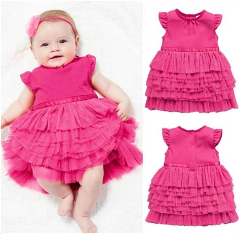 7 Sweet Dresses For Your Baby by Dresses For Your Baby To Wear In Summer