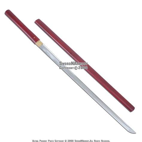 Handmade Japanese Shirasaya Samurai Katana Sword Sharp - handmade zatoichi shirasaya katana sword sharp