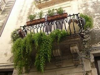 idee balconi fioriti balconi fioriti a ortigia siracusa paperblog