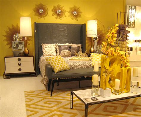 interior decorating yellow bedroom design 5918