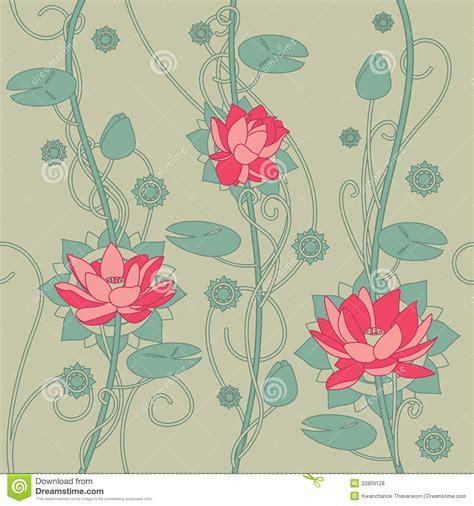 free lotus background pattern seamless lotus flower background royalty free stock photos