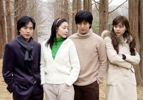film korea winter sonata profil dan foto pemain drama korea winter sonata kembang