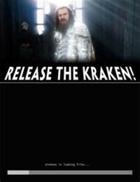 Release The Kraken Meme - release the kraken image gallery know your meme