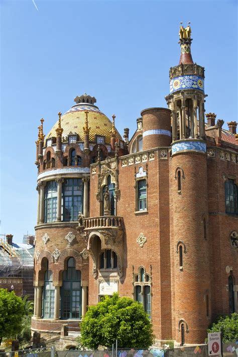 barcelona architecture barcelona s architecture antoni gaudi pinterest