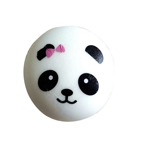 Panda Bun randomly panda squishies kawaii buns bread smell charms bag cellphone straps gl ebay