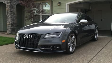 Audi S7 Colors by 2013 Audi S7 Gray 200 Interior And Exterior Images