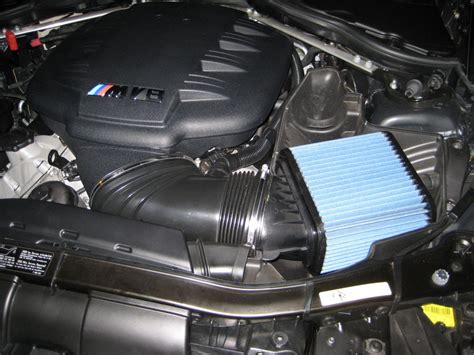 e92 afe air filter and air scoop