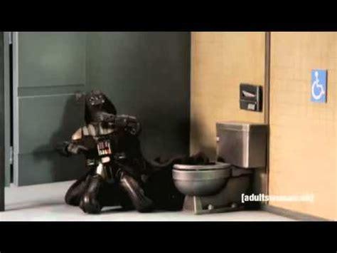 robot chicken bathroom toilet wars doovi