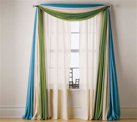 tende idea las cortinas como complemento decorativo