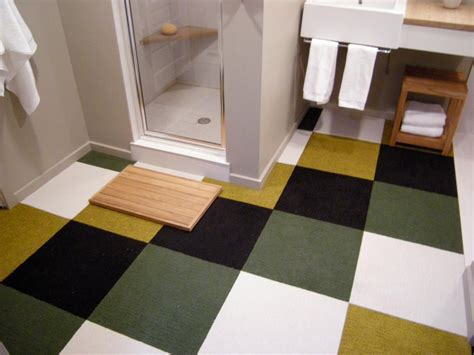 carpet in the bathroom bathtastic bathroom floors diy