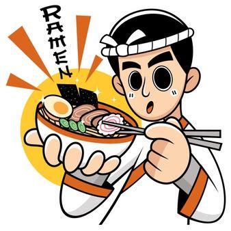 enseigne au neon de nourriture chinoise yummi bol de
