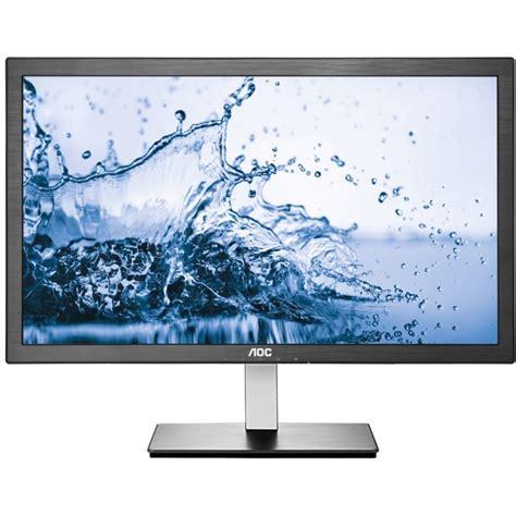 Monitor Lcd Ips 24 quot aoc hdmi vga slim led ips lcd monitor hd 1080p widescreen i2476vwm