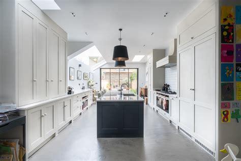 floor  ceiling kitchen cabinetry nicholas bridger