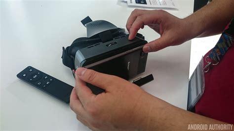 Lenovo Vr Glasses lenovo vr goggles official takes on samsung and oculus