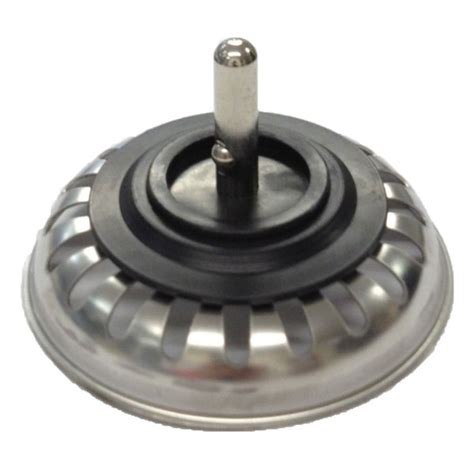 Replace Sink Stopper by Carron Phoenix Plug Basket Strainers