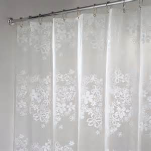 vinyl shower curtain fiore in shower curtains and rings