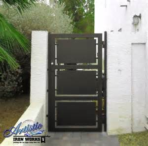 Garden Door Walkthrough Modern Wrought Iron Side Gate Wrought Iron Gates