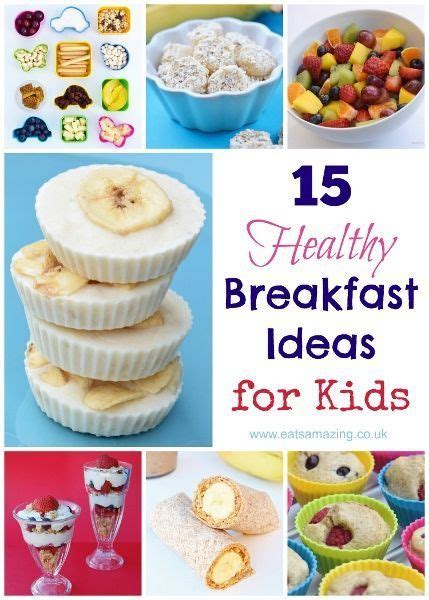 6 healthy breakfast tips for 1234 best cooking with kids images on family friendly recipes recipes and cooking