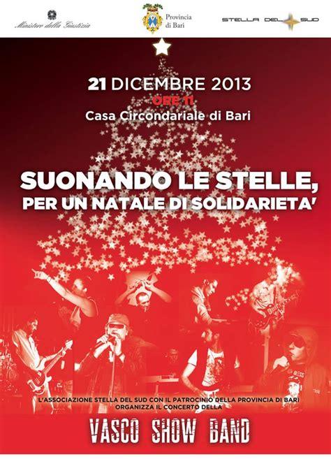 nuovo vasco vasco show band nuovo concerto 21 dicembre nel