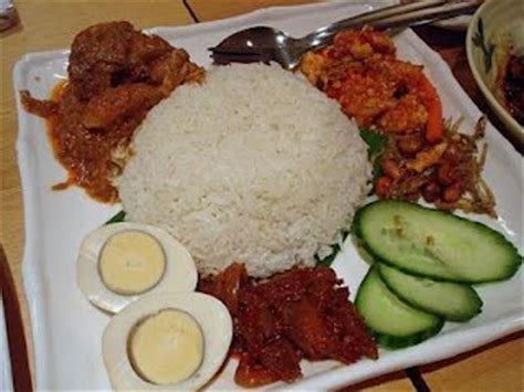 makanan tradisional melayu pengkhazanahan rumah melayu