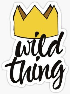 Where The Things Are Stickers
