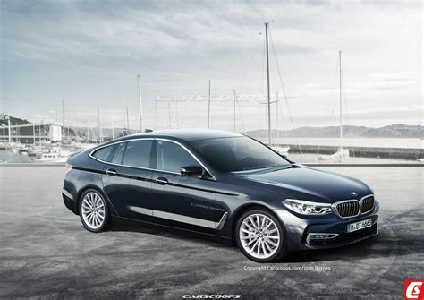 Bmw 2er Gt 2018 by Future Cars Bmw S 2018 6 Series Gt Is A Better Looking