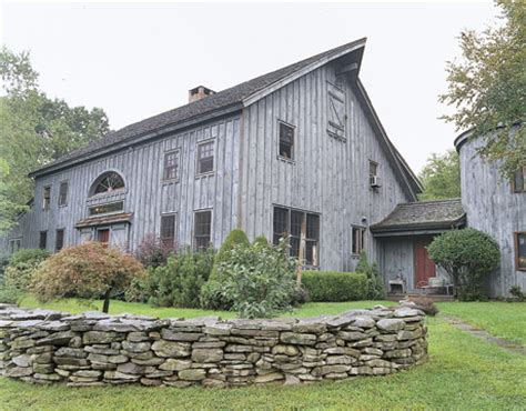 antiques transforming a barn into a home with antiques
