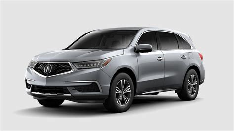 acura mdx colors 2018 acura mdx color options
