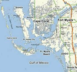 map of southwest florida coast thinking about florida learn about southwest fl real estate