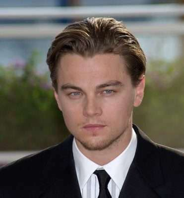 what is leonard dicaprio hairstyle called leonardo dicaprio young lighter hair back nicehair org