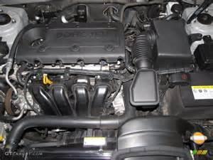 Hyundai 2 4 Engine 2010 Hyundai Sonata Gls 2 4 Liter Dohc 16 Valve Cvvt 4