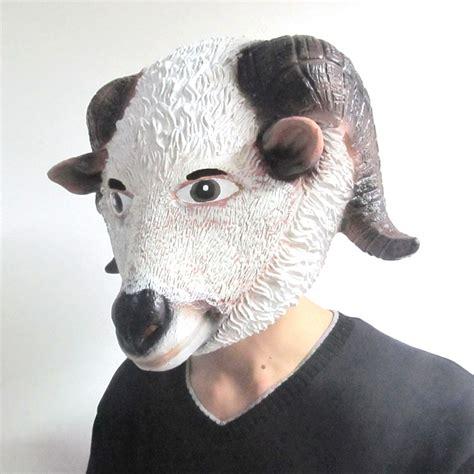 new year goat mask popular goat mask buy cheap goat mask