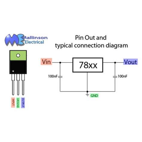 Kia7909pi Ic Negative Regulator 9v 1a lm7809 7809 positive voltage regulator 9v 1a to 220ab voltage regulators components