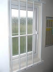 interior window bars window bars installed by brown security installations