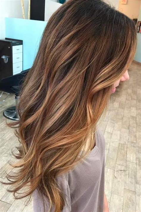 hairstyles with ombre highlights 2017 caramel highlights for brown hair best hair color