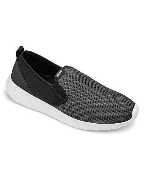 Sepatu Adidas Cloudfoam Lite Slipon Original 2 adidas cloudfoam lite slip on trainers jacamo
