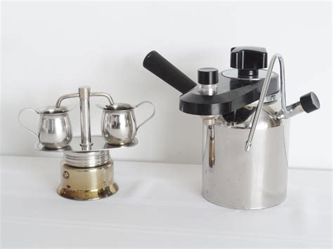 Coffee Maker Daalderop my vintage small 2 stove top espresso maker and