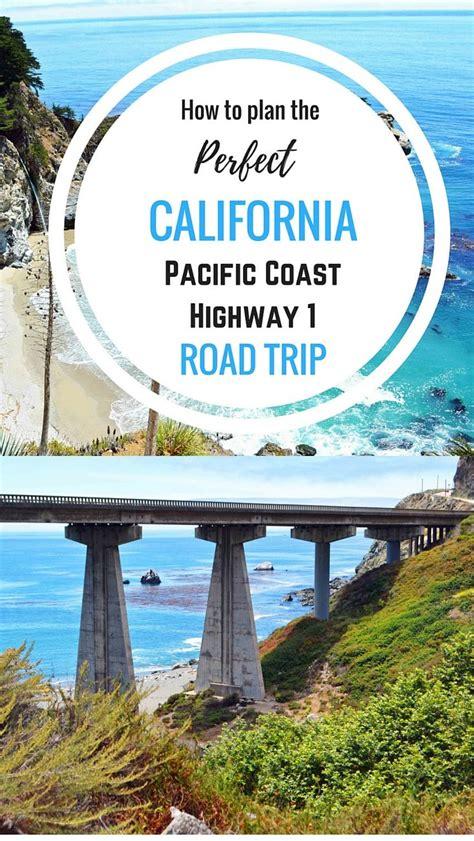 Pch 1 Road Trip - 25 b 228 sta pacific coast highway id 233 erna p 229 pinterest atlantkusten kalifornien