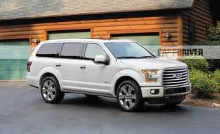 2018 ford expedition / lincoln navigator: 25 cars worth