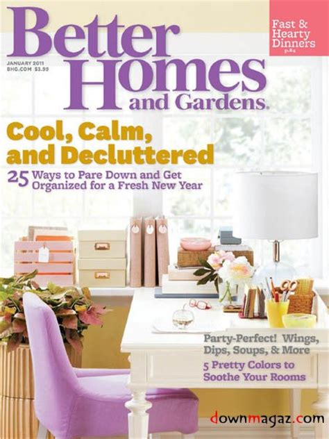 better home magazine better homes and gardens january 2011 187 pdf