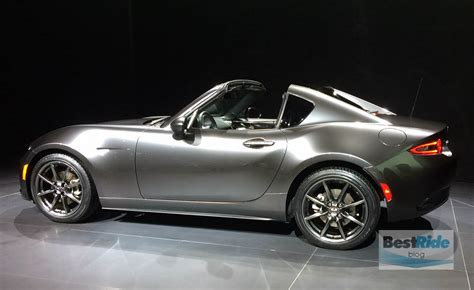 mazda roadster hardtop mazda mx 5 miata hardtop convertible revealed autos post