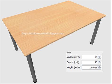 desain alas meja desain meja makan persegi minimalis furniture mebel