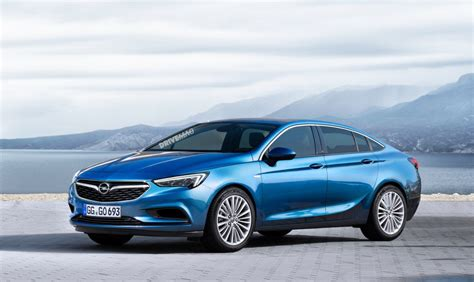opel insignia grand sport 2017 all new 2017 opel vauxhall insignia grand sport will debut