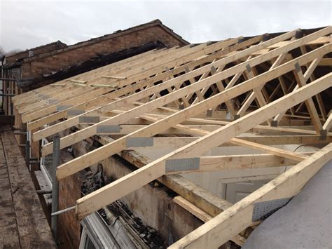 Extension Roof Construction Nicholas Projects Ltd 100 Feedback Restoration