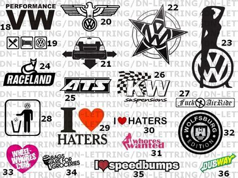 Vw Hitler Sticker by Stickers 224 Vendre