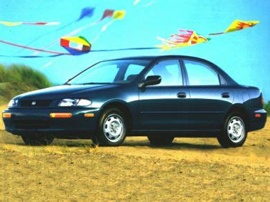 1996 mazda protege styles & features highlights