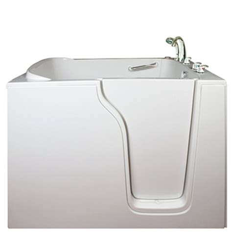 Ella 35550 Bariatric 30 5 Inch Wide Seat Walk In Bathtub