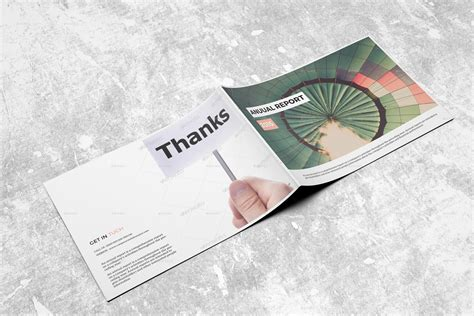 landscape report layout landscape annual report 2015 i indesign template by