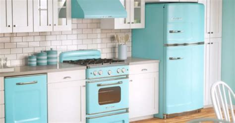 teal kitchen appliances teal kitchen appliances alternatives to stainless steel